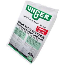 UNGER Mischbettharz, Nachfüllharz für DI140 Patronen, Inhalt: 25 Liter Sack