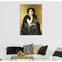 Posterlounge Wandbild, Kontemplation 60 cm x 80 cm