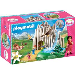 PLAYMOBIL® 70254 Am Kristallsee mit Heidi, Peter u. Clara
