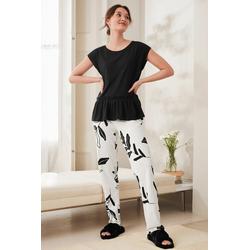 Next Pyjama Pyjama aus Baumwolle (2 tlg) XS