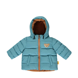 Steiff Boys Jacke adriatic blue