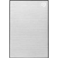 Seagate One Touch HDD 5 TB USB 3.0 silber
