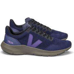 Veja - Marlin VKnit Nil Purple KakiSole - Laufschuhe - Größe: 46