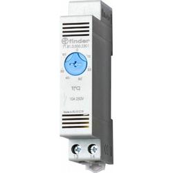 Finder Schaltschrank-Thermostat 7T.81.0.000.2301