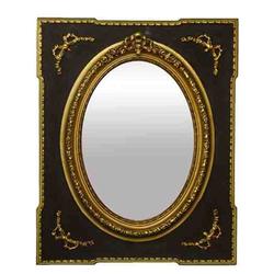 Casa Padrino Spiegel 80 x H. 110 cm - Barock Spiegel