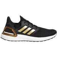adidas Ultraboost 20 M core black/gold metallic/solar red 45 1/3