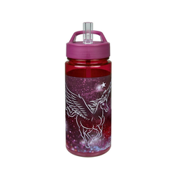 Scooli Trinkflasche Aero Sport-Trinkflasche Spider-Man, 500 ml lila