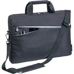 """PEDEA Notebooktasche Notebooktasche """"Fashion"""" 33,8 cm (13,3) schwarz"""