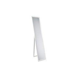 Mirrors & More Standspiegel Loreley in weiß, 34 x 160 cm