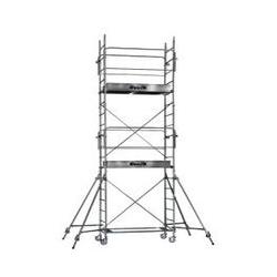 B. Rollgerà¼st aus Stahl - Einfache Basis - Là¤nge 2;10m