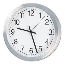 Funk-Wanduhr 51.190.405 Ø 40 cm, Peweta Uhren