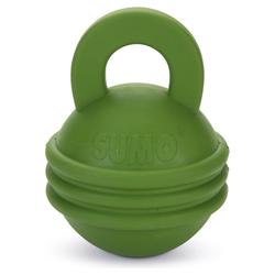 Beeztees Sumo Play Kettlebell grün