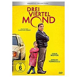 Dreiviertelmond - DVD  Filme