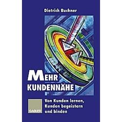 Mehr Kundennähe - Buch