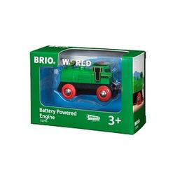 BRIO®    Speedy Green Batterielok Spielzeugeisenbahnen
