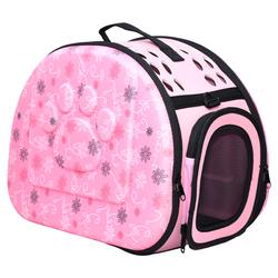 Pettimania Hundetragetasche rosa