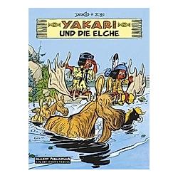 Yakari und die Elche / Yakari Bd.9. Derib & Job  - Buch