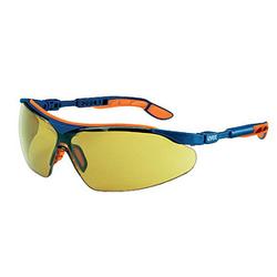 uvex Schutzbrille i-vo 9160 blau, orange