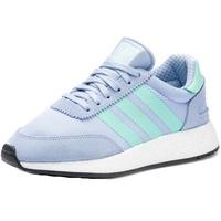 light blue-mint/ white, 36.5
