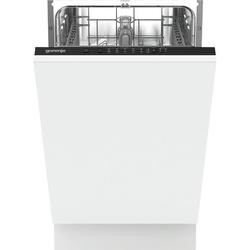 Gorenje GV52040 Geschirrspüler 45 cm - Weiß