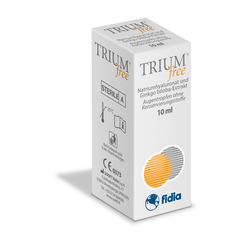 Trium free Augentropfen