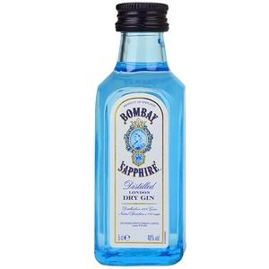 Bombay Sapphire Gin 40% 0,05l