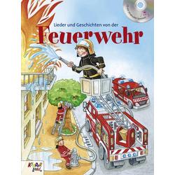 Lieder und Geschichten von der Feuerwehr 706201 1St.