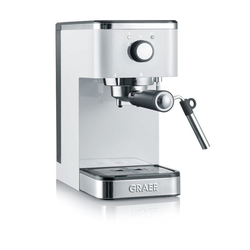 Graef ES 401 Kaffeemaschinen - Weiß