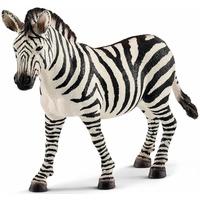 Schleich Wild Stute-Zebra Stute
