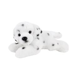 Teddys Rothenburg Kuscheltier (Hund Dalmatiner liegend 25 cm (mit Schwanz), Plüschtier, Stofftier, Dalmatiners, Plüschdamlmatiner, Stoffhunde)