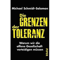 Die Grenzen der Toleranz