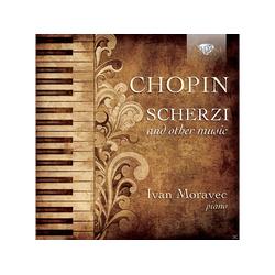 Ivan Moravec - Scherzi And Other Music (CD)