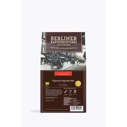 Berliner Kaffeerösterei Espresso Supremo Bio