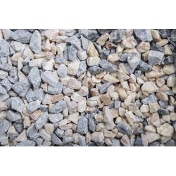 Edelsplitt Kristall Florida, 7-16, 500 kg Big Bag