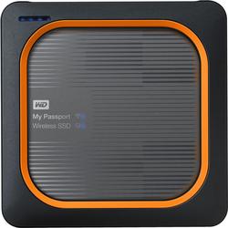 Western Digital My Passport Wireless SSD 2TB grau Externe Festplatte