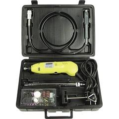 Brüder Mannesmann 92571 M92571 Multifunktionswerkzeug mit Zubehör, inkl. Koffer 81teilig 130W