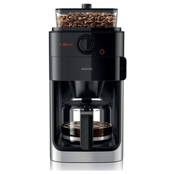 Philips Kaffeemaschine mit Mahlwerk Grind & Brew Collection - Kaffeemaschine