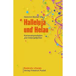 Halleluja und Helau als Buch von