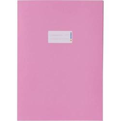 Heftschoner Papier A4 rosa