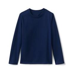 Pyjama-Shirt - 128/134 - Blau