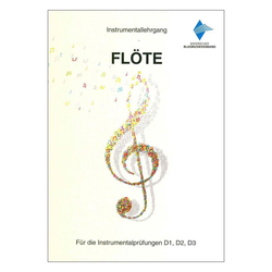 Instrumentallehrgang D1 D2 D3 Flöte Praxisheft