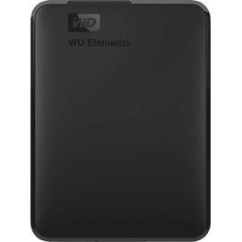 Western Digital Elements Portable 5 TB USB 3.0 schwarz WDBHDW0050BBK-EESN