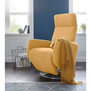 sit&more TV-Sessel gelb