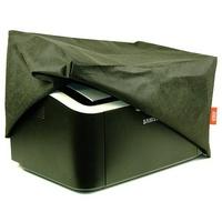 ROTRi® maßgenaue Staubschutzhülle für Drucker HP OFFICEJET 3831 - schwarz