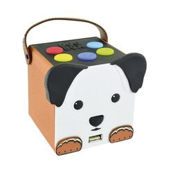 X4-TECH Bluetooth-Lautsprecher DogBox Lautsprecher