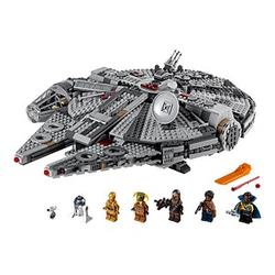 LEGO® Star Wars 75257 Millennium Falcon Bausatz