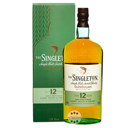 The Singleton of Glendullan 12 Jahre Whisky
