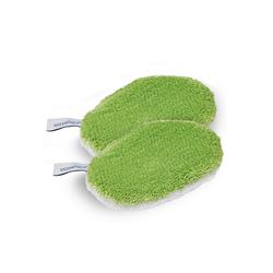 waschies Abschminkschwamm, Abschmink-Pads 6er Set grün