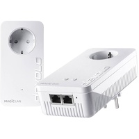 devolo Magic 2 WiFi 2-1-2 WLAN Starter Kit (2 Adapter)