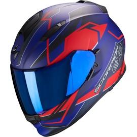 Scorpion Exo-510 Air Balt Matt-Blue/Red